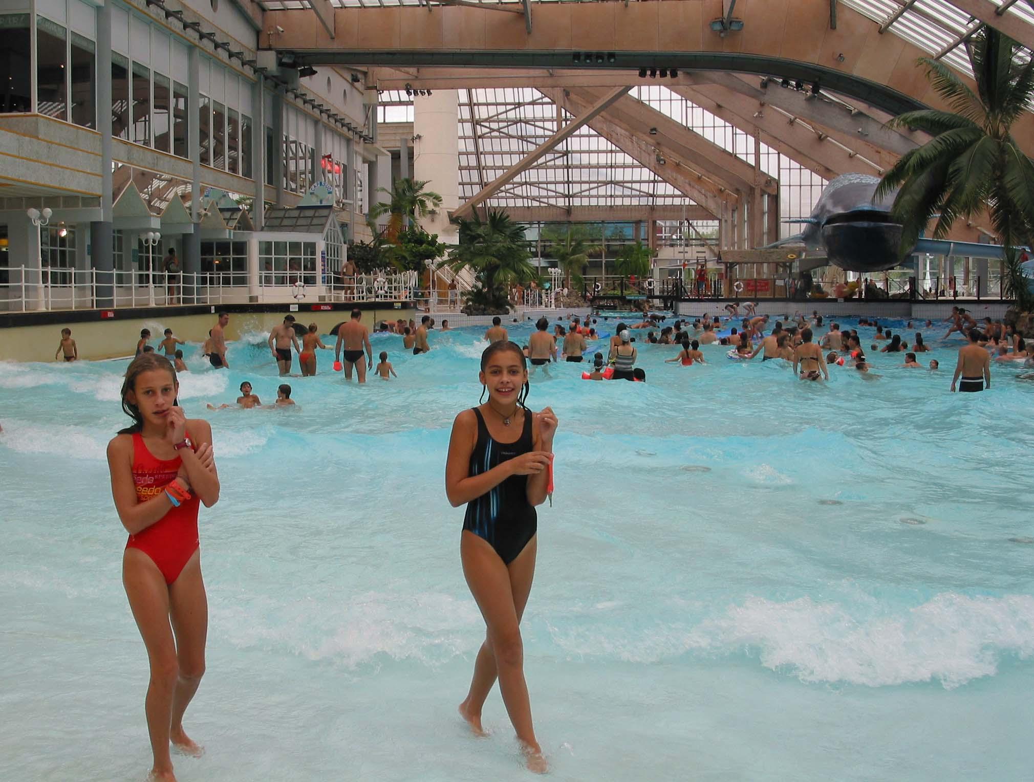 Aquaboulevard for College rosemont piscine